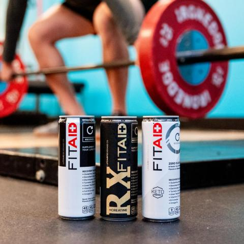 Activate Fit Gym Fit Aid Drinks Image