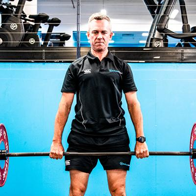 Picture of Activate UTS personal trainer Damian